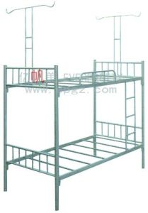 2015 New Design Dormitory Furniture Student Steel Frame Bed for School/Military pictures & photos