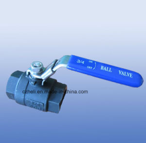 Hebei Light 2PC 316 Ball valve 1000wog pictures & photos