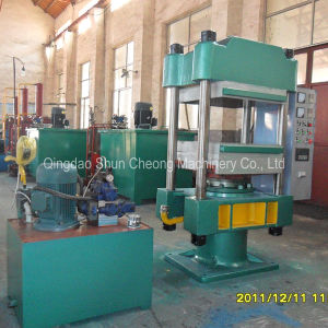 Column Type Rubber Vulcanizing Press Machine pictures & photos