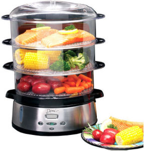 Electric Food Steamer (XY-29B-01)