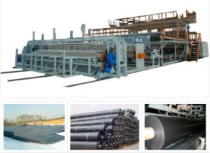 HDPE Geomembrane Plastic Machinery pictures & photos