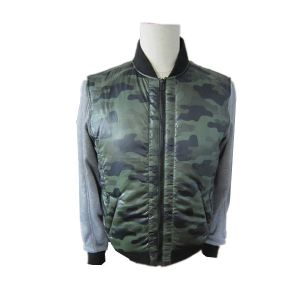 Popular Design Jacket, Man Jacket, Padding Varsity Jacket