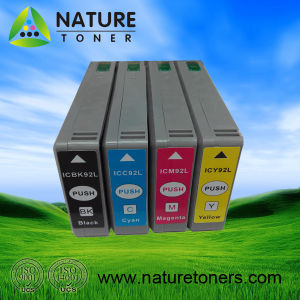 Compatible Ink Cartridge ICBK92L, ICC92L, ICM92L, ICY92L for Epson Printers pictures & photos