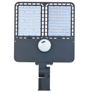 Fast Install Outdoor Parking Lot Lighting Fixtures LED Shoebox pictures & photos