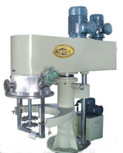 Dual Shaft High Speed Disperser pictures & photos