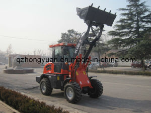 Hongyuan Multi-Functional Mini Loader Zl12f pictures & photos