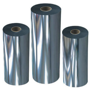Metalized Pet Film/VMPET/Metalized CPP Film/Metalized BOPP Film pictures & photos
