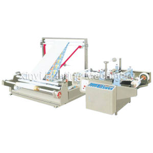 Edge Folding and Rolling Machine