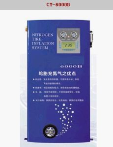 Full Automatic Intelligent Digital Tire Nitrogen Producing/Inflator (CY-6000B)