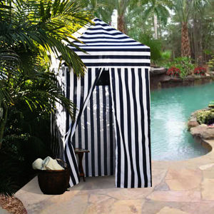 China Portable Cabana Stripe Changing