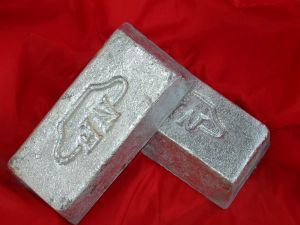 Pure Tin Ingot/ Sn Ingot 99.95% 99.99% pictures & photos