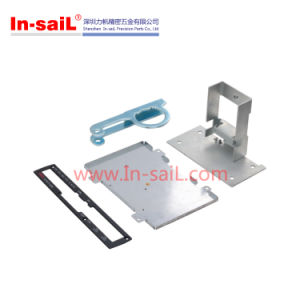 CNC Custom Stainless Steel Stamping Parts pictures & photos