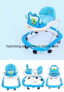 O Type Antiskid Baby Walker for Baby to Learn Walk pictures & photos