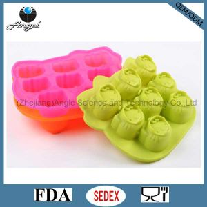 Kt Cat Shape Silicone Cake Pan Cake Maker Sc18