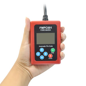 Fmpc001 for Ford Mazda Automatic Pin-Code Reader (with 50 Tokens)