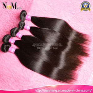 Guangzhou Supplier Peruvian Straight Virgin Hair Extension Human Hair pictures & photos