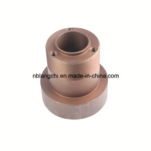 Trapezoidal Thread Standard Cast Iron Steel Round Flanged Nuts pictures & photos