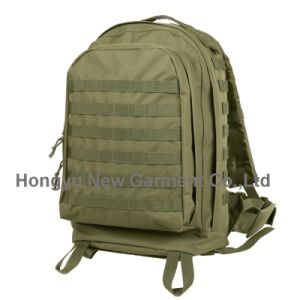 600d Large Molle Assault Military Tactical Backpack (HY-B010) pictures & photos