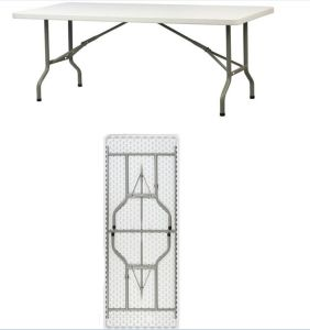 Portable Table, Dining Table, Plastic Table pictures & photos