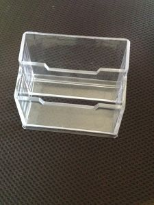 Acrylic Display/ Plastic Molding Parts/ Display Shelf pictures & photos