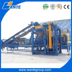 Qt6-15c Hollow Block Machine for Sale, Price Concrete Block Machine pictures & photos