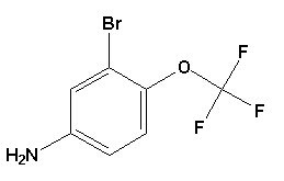 3-Bromo-4- (trifluoromethoxy) Aniline CAS No. 191602-54-7