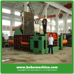 Hot Sale Hydraulic Metal Baling Machine pictures & photos