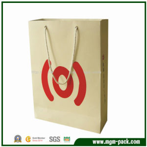 OEM Fashion Popular Packing Paper Gift Handbag pictures & photos