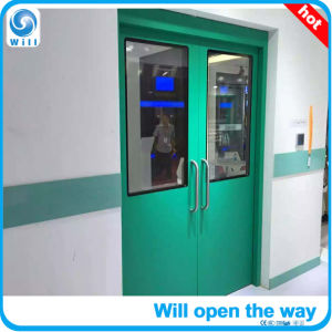 Hospitak Manual Auto Swing Door pictures & photos