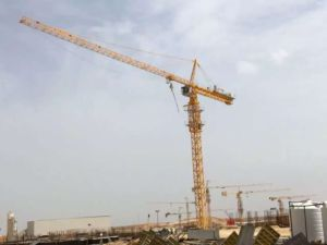 TC5013 Wuxi Ketong Tower Crane