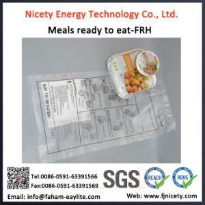 Easy Used Food Heater for Flameless Chemical Heaters