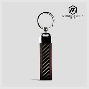 Hot Products Fashion Jewelry Carbon Fiber Key Chain/Key Ring pictures & photos