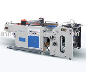 Auto Flat Bed Screen Printing Machine for Soft& Half-Soft Materials pictures & photos