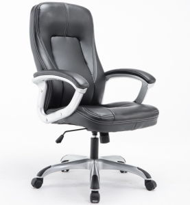Swivel Chair Leather Office