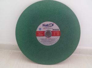 "16""Green Color Wheel for Stainless Steel Cutting"