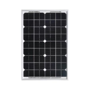 17.5V 15W Monocrystalline Solar Panel for Solar Home System pictures & photos