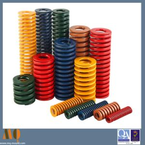 Heavy-Duty Mould Spring Compression Flat Wire Mould Spring pictures & photos