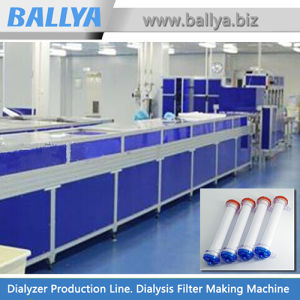Fully Automated Medical Production Line for Hollow Fiber Membrane Dialyzer of Dialysis Machine Five Million Pieces Capacity