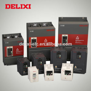Delixi Vector Control AC Frequency Inverter for Motor and Pump