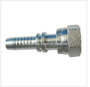 Hydraulic Barb Hose Connector for Carbon Steel Hydraulic Hose Connector pictures & photos