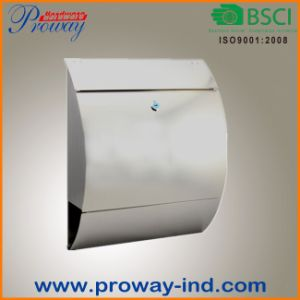 Outdoor Stainless Steel Us Mailbox (PW-643-SS) pictures & photos