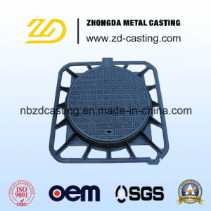China Sand Casting Ductile Iron pictures & photos