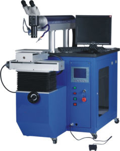 High Speed China Automatic Laser Welding Machine Price 200W 300W pictures & photos
