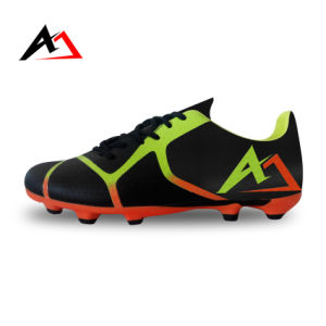 Football Sports Outdoor Soccer Shoes for Men (AK2723) pictures & photos