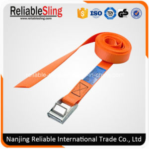 Quick Release Polyester Endless Metal Cam Buckle Packing Strap pictures & photos
