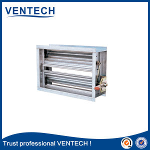 Customerized Volume Control Damper for Ventilation Use pictures & photos