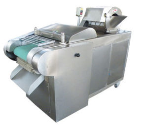 High Efficiency Fresh Vegetable and Fruits Cutter Machine pictures & photos