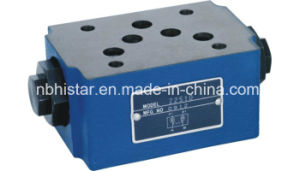 Z2s Superposition Type Hydraulic Control One-Way Valve (Z2S10)