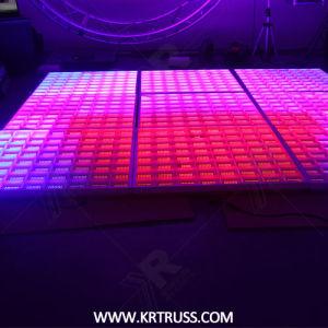 china kr truss 1x1m led stage floor dance stage led lighting