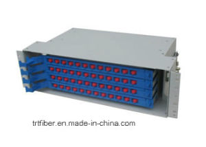 48core Rack Mounted 3u ODF Fiber Optic Distribution Box pictures & photos